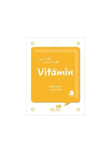 Mjcare Mj Care On Vitamin Mask -Vitamin Maskesi Renksiz